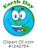 Royalty-Free (RF) Earth Day Clipart Illustration #1242754
