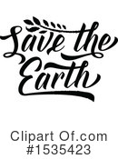 Earth Day Clipart #1535423 by Vector Tradition SM