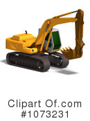 Earth Mover Clipart #1073231 by Ralf61
