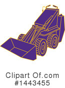 Earthmover Clipart #1443455 by patrimonio