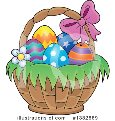 Easter Clipart #1382869 by visekart
