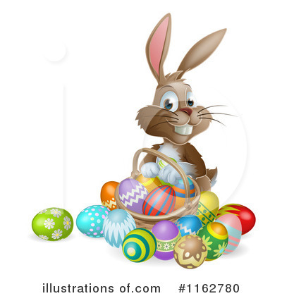 Easter Egg Clipart #1162780 by AtStockIllustration