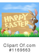 Easter Bunny Clipart #1169663