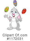 Easter Bunny Clipart #1172031
