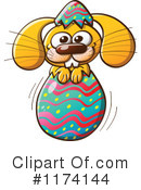Easter Bunny Clipart #1174144
