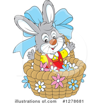 Easter Clipart #1278681 by Alex Bannykh