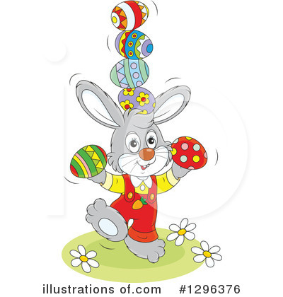 Easter Clipart #1296376 by Alex Bannykh