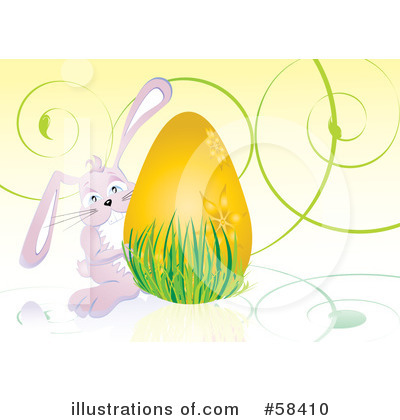 Easter Clipart #58410 by MilsiArt