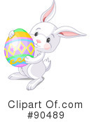 Easter Bunny Clipart #90489