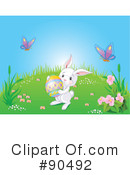 Easter Bunny Clipart #90492