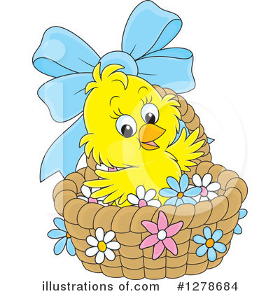 Easter Clipart #1278684 by Alex Bannykh