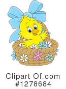 Easter Chick Clipart #1278684