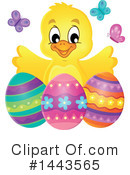 Easter Chick Clipart #1443565