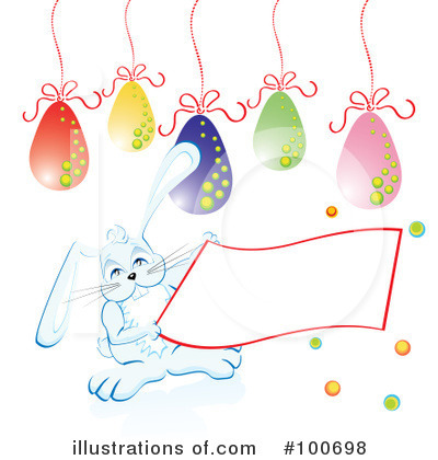 Easter Clipart #100698 by MilsiArt