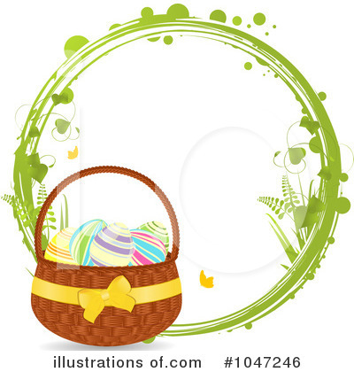 Easter Clipart #1047246 by elaineitalia