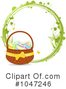 Royalty-Free (RF) Easter Clipart Illustration #1047246