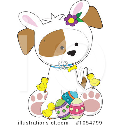 Easter Clipart #1054799 by Maria Bell