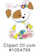 Royalty-Free (RF) Easter Clipart Illustration #1054799