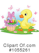 Royalty-Free (RF) Easter Clipart Illustration #1055261
