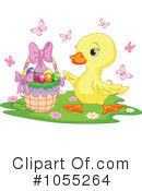 Royalty-Free (RF) Easter Clipart Illustration #1055264