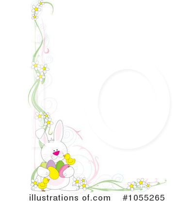 Easter Clipart #1055265 by Maria Bell
