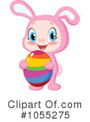 Royalty-Free (RF) Easter Clipart Illustration #1055275
