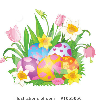Easter Clipart #1055656 by Pushkin