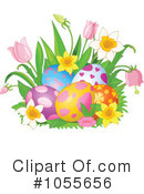 Royalty-Free (RF) easter Clipart Illustration #1055656