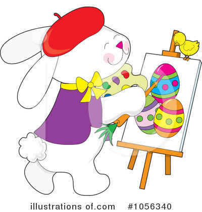 Easter Clipart #1056340 by Maria Bell