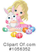 Royalty-Free (RF) Easter Clipart Illustration #1056352