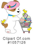 Royalty-Free (RF) Easter Clipart Illustration #1057126
