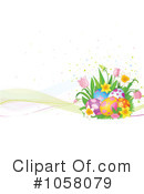 Royalty-Free (RF) Easter Clipart Illustration #1058079