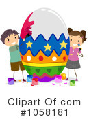 Easter Clipart #1058181 by BNP Design Studio