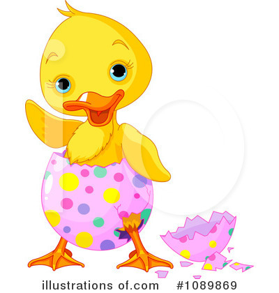 Easter Clipart #1089869 by Pushkin