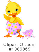 Royalty-Free (RF) Easter Clipart Illustration #1089869