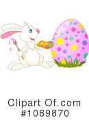 Royalty-Free (RF) Easter Clipart Illustration #1089870
