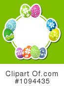 Easter Clipart #1094435 by KJ Pargeter