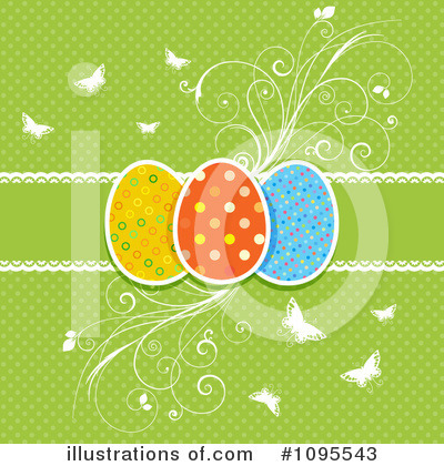 Easter Clipart #1095543 by KJ Pargeter