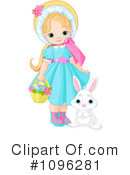 Royalty-Free (RF) Easter Clipart Illustration #1096281