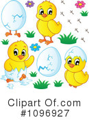Royalty-Free (RF) Easter Clipart Illustration #1096927