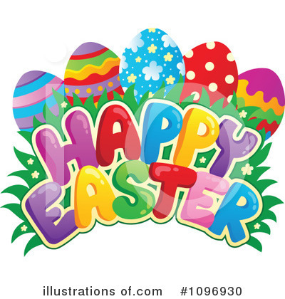 Easter Clipart #1096930 by visekart