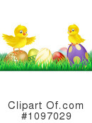 Royalty-Free (RF) Easter Clipart Illustration #1097029