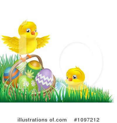 Chick Clipart #1097212 by AtStockIllustration