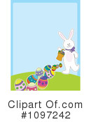 Royalty-Free (RF) Easter Clipart Illustration #1097242