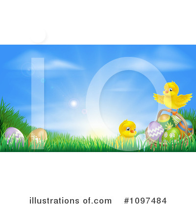 Chick Clipart #1097484 by AtStockIllustration
