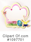 Royalty-Free (RF) Easter Clipart Illustration #1097701
