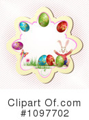 Royalty-Free (RF) Easter Clipart Illustration #1097702