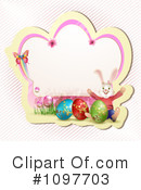 Royalty-Free (RF) Easter Clipart Illustration #1097703