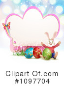 Royalty-Free (RF) Easter Clipart Illustration #1097704