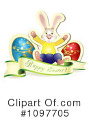 Royalty-Free (RF) Easter Clipart Illustration #1097705